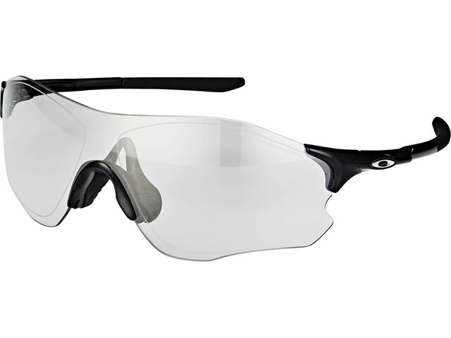 Oakley EVZero Path Brillenglas, pol blk/clr-blk photo